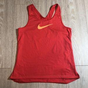Nike Dri Fit Workout Tank Top Size L